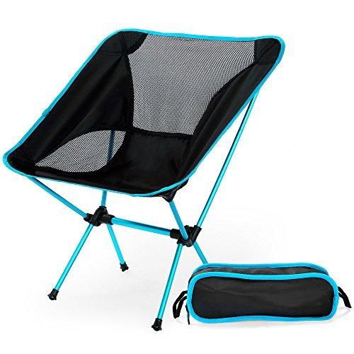 NACATIN Ultralight Portable (Azure) Beach Chair Picnic Inches Camping Chairs, lb Heavy Duty 330 lb Capacity, 14.37 x 4.92 x 4.13 Inches (Azure) [並行輸入品] B07R4TYW6Y, 川口BONSAI村:fabd9d99 --- ijpba.info