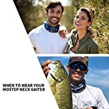 Neck Gaiter, Magic Headband Sport Headwear Elastic