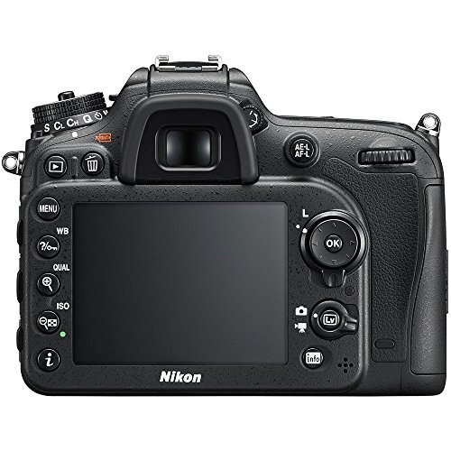 "51pahf9IxdL - Nikon D7200 24.2 MP Dual Zoom Lens Kit with 3.2"" LCD, Black"