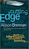 Cutting Edge by Allison Brennan front cover