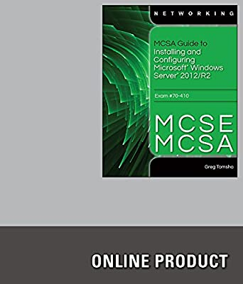 LabConnection for Tomsho's MCSA/MCSE Guide to Installing and Configuring Windows Server 2012, Exam #70-410, 1st Edition