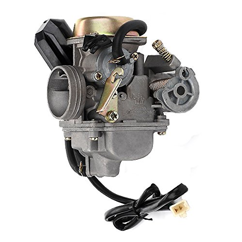 Monster Motion 150cc Carburetor for Baja 150 (BA150) ATV and Dune 150 (DN150) Go Kart (Baja Carburetor)