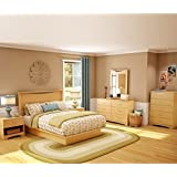 Amazon.com: Ashley Bittersweet Queen Bedroom Set with Poster Bed ...