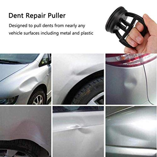 Dent Remover Gripper Sucker Plate Vacuum Lifter for Glass//Tiles//Mirror Lifting FLAMEER Vacuum Suction Cup Glass Lifter 4 Inch Car Dent Puller