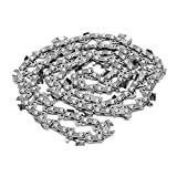 Hitommy Solid Carbide Chainsaw Chain 72 Links Chain For 20 Inch 33R-72 Chainsaw
