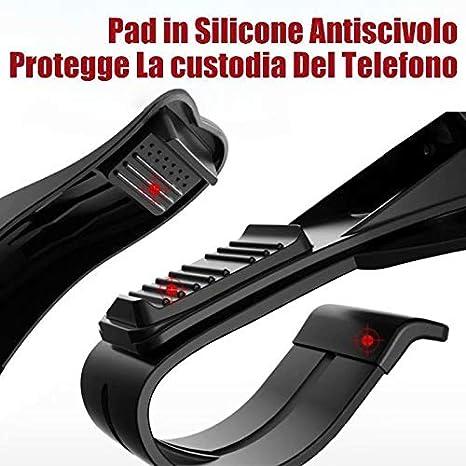 Oseletti/™ Supporto per Telefono VEICOLARE Girevole A 360 /°