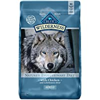 Blue Wilderness Grain Free Chicken Dry Dog Food 24-lb. Bag