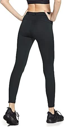 Tesla Yoga Pants High-Waist/Mid-Waist Tummy Control w Pocket