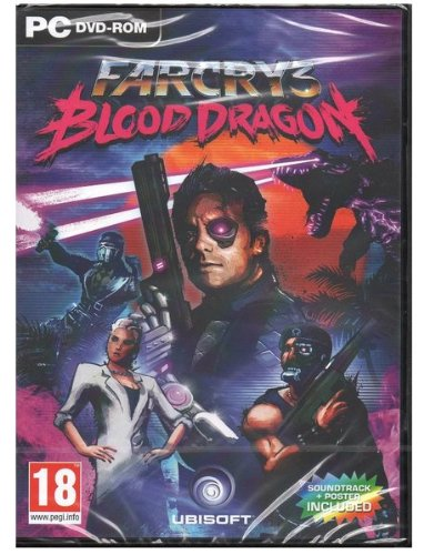 Far Cry 3 Blood Dragon Pc Amazon In Video Games