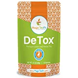 Organic DeTox Tea - TOP Quality, Tasty, Natural, All Organic, Caffeine-free, Unique Blend of 14 Herbs, Body Cleanse and Detoxify Tea From Magic Teafit