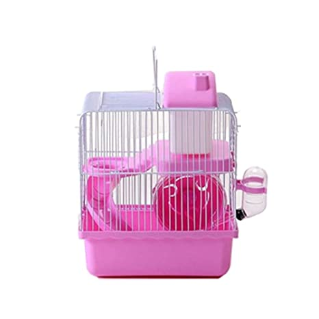 Hamster Cage and Fence Castle Hamster Large Cage Hamster Nest ...
