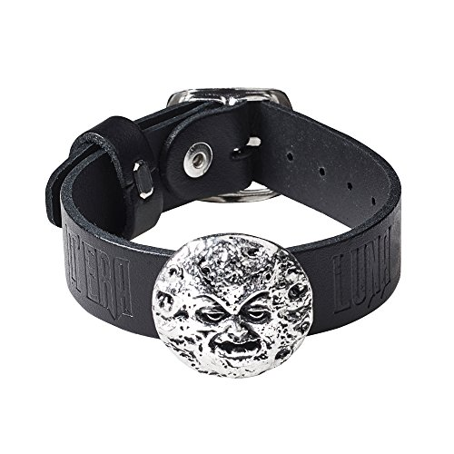 [Costume Accessories Mens Gothic Cuff Bracelet Festival of the Moon Moera Luna] (Board Game Inspired Costumes)