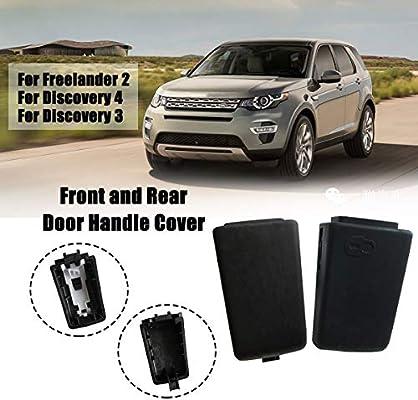 Car Exterior Door Handle Cover for Range Rover Sport Discovery 3 Freelander 3