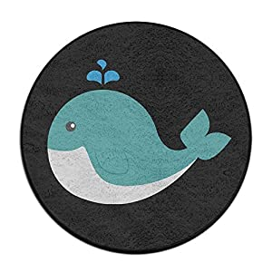 51palOTx3vL._SS300_ Whale Area Rugs & Whale Runners