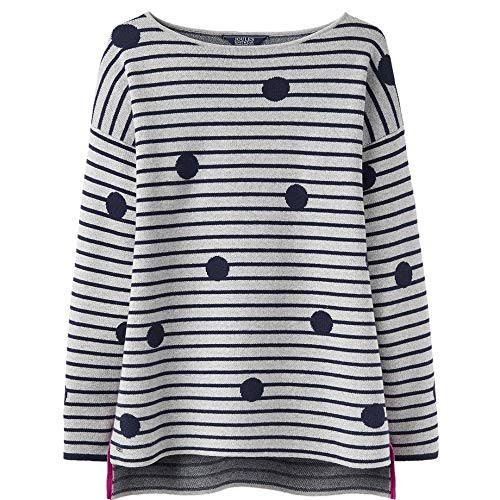 s S Uma Joules 19 Ponticello Milano Womens Marl Grey qIdpdw7X