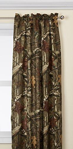 Mossy Oak Break-Up Infinity Panel Pair, (Oak Home Decor)