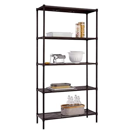 Amazon Com 72 Kitchen Pantry Large Storage Organizer 5