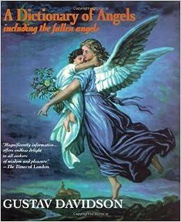 Descargar Libros Gratis Para Ebook Dictionary Of Angels: Including The Fallen Angels PDF Gratis Descarga
