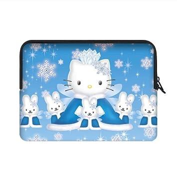 Hello Kitty funda para portátil 17/17 pulgadas para MacBook Pro 17/Macbook Air 17 y funda para portátil 17 Dell/HP/Lenovo/Sony/Toshiba/Ausa/Acer/Samsung ...