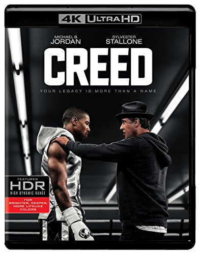 Creed (4K Ultra HD + Blu-ray + Digital HD)