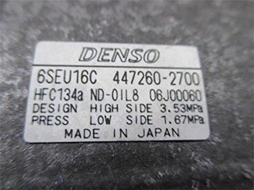 純正 アイシス M10系 《 ANM15G 》 エアコンコンプレッサー 88310-44280 P50700-18005325
