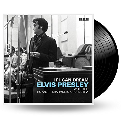 If I Can Dream: Elvis Presley With the Royal Philharmonic Orchestra [Vinyl LP]                                                                                                                                                                                                                                                                <span class=a-size-medium a-color-secondary a-text-normal>Doppel-LP