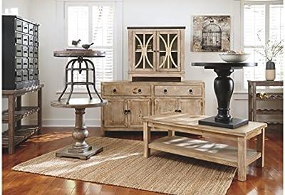 Ashley Furniture Signature Design - Vennilux Coffee Table