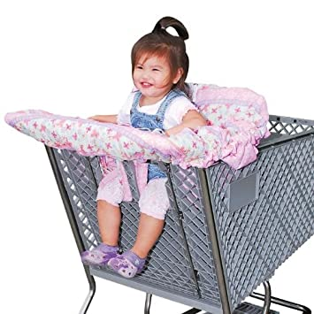 Marvelous Floppy Seat Shopping Cart And High Chair Cover Fold N Carry Style Butterfly Bliss Onthecornerstone Fun Painted Chair Ideas Images Onthecornerstoneorg