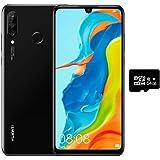 "Huawei P30 Lite (128GB, 4GB RAM) 6.15"" Display, Triple Camera, 32MP Selfie, Dual SIM GSM Factory Unlocked MAR-LX3A - US…"