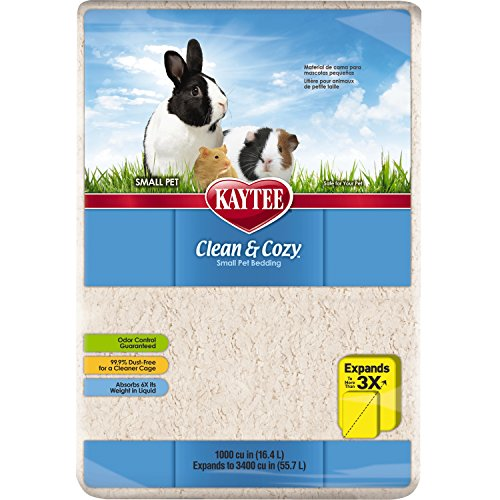 Kaytee Clean & Cozy Bedding, 1000 Cubic Inch