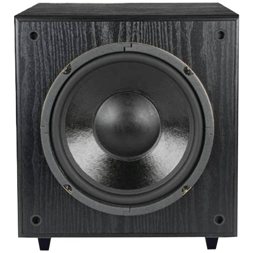 Pinnacle Speakers SubSonix 10 Inch Subwoofer