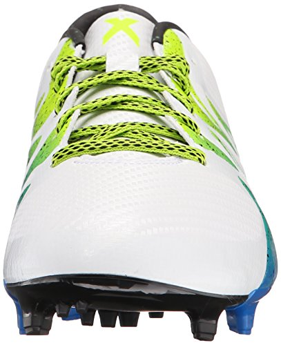 clearance visit new Adidas Performance Men's X 15.3 Cleat Soccer Shoe White/Black/Semi Solar Slime discount wide range of 2014 newest cheap online cheap shop offer roWYJYqpAa