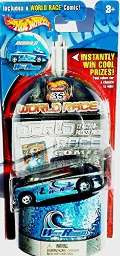 Hot Wheels Highway 35 World Race Wave Rippers: Deora II 1/35