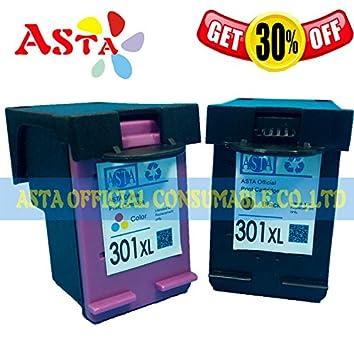 cartucho de tinta KTC Computer Technology 301XL para HP ...