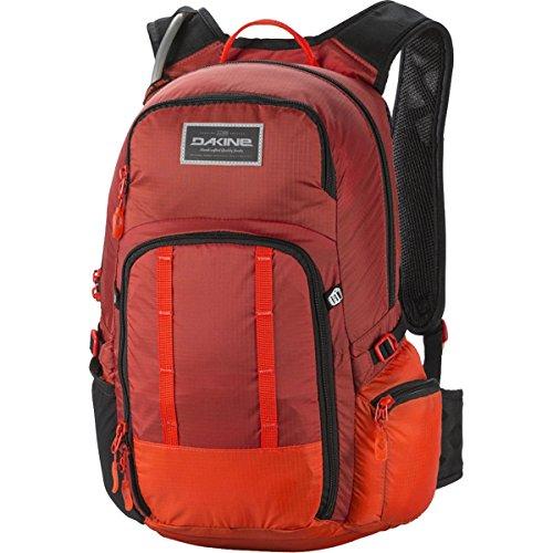 DAKINE Amp 18L Hydration Pack - 1100cu in Red Rock/Blaze, One Size