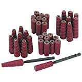 GHP Set of 52 Cone Cylinder Shaped Mini Sanding Engine Porting Assortment Kit