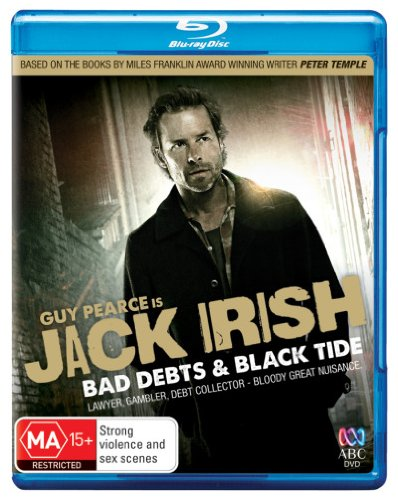 Jack Irish: Bad Debts & Black Tide (Jack Irish: Bad Debts / Jack Irish: Black Tide) [Blu-ray]