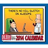 Dilbert 2014 Day-to-Day Calendar: There's no kill switch on Awesome