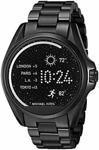 Michael Kors Access Touch Screen Black Bradshaw Smartwatch MKT5005