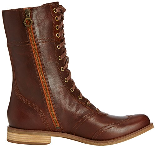 Hill Boots Women's Timberland Glaced Tall Earthkeepers Savin Ginger Braun q4qwOEC1