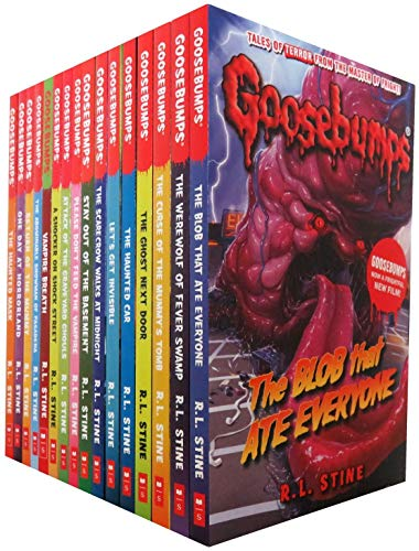 The Classic Goosebumps Series 20 Books Collection Set By R. L. Stine ()