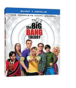 Cover Image for 'The Big Bang Theory: Season 9'