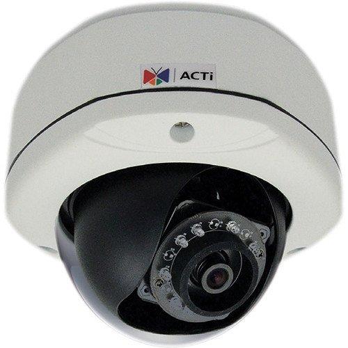 ACTi E76 2MP Basic WDR,Fixed lens IR Dome Camera