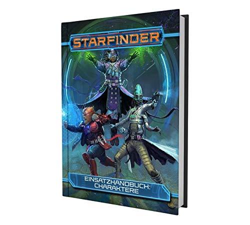 Starfinder Einsatzhandbuch: Charaktere: Amazon.es: Augunas ...