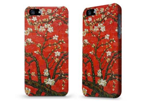"""Hülle / Case / Cover für iPhone 5 und 5s - """"Äste"""" von Van Gogh"""
