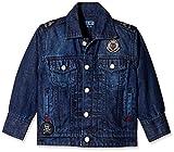 Gini & Jony Baby Boys' Jacket (111092589155 5100_Blue_9-12 months)