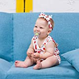 TUONROAD Summer Toddler Baby Girl Clothes Cute