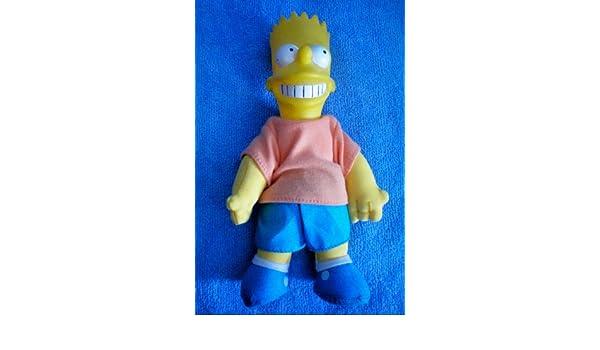 Amazon.com: Bart Simpsons Plush Figure: Toys & Games
