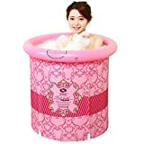 Inflatable Bathtub Thick Plastic Folding Tub
