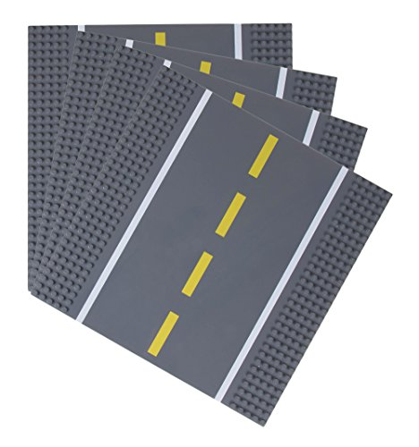 Strictly Briks Road Baseplates 10